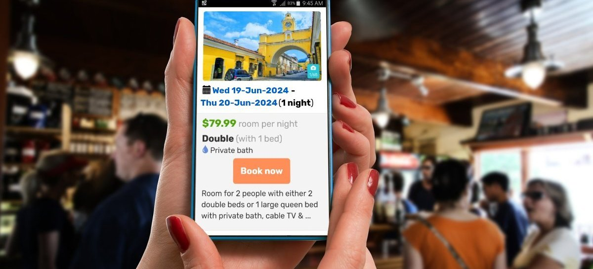 MexicoInstantBooking.com - Increase reservations with a fully customizable yet cheap and effective booking engine for hotels and hostels