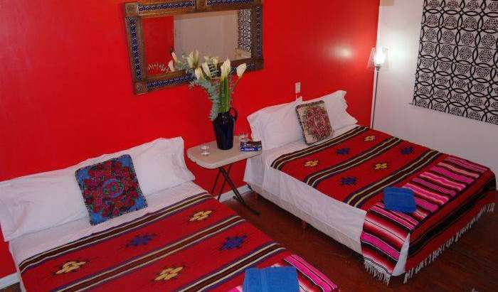 Reserve low rates for hotels and hostels in Mexico City