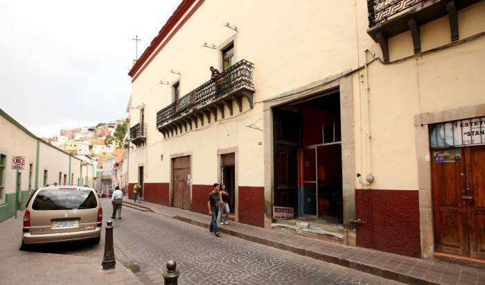 Reserve low rates for hotels and hostels in Guanajuato