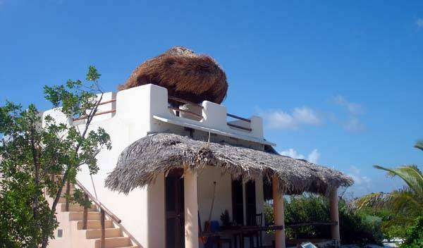impressive hotels in Mahahual, Mexico
