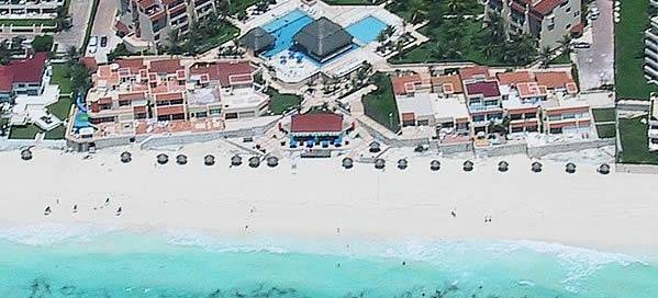 Solymar Cancun Beach And Resort, Cancun, Mexico